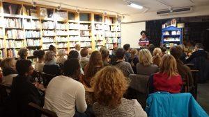 Vortrag Würzburg - Buchladen 07.10.-4